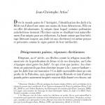 La Bible, les Grecs, les Arabes et les Juifs (Esprit, février 2012)