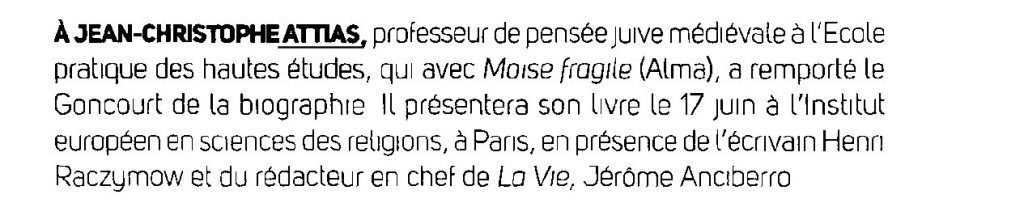 MF La Vie 2