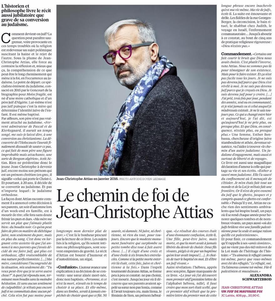 Libération Foi